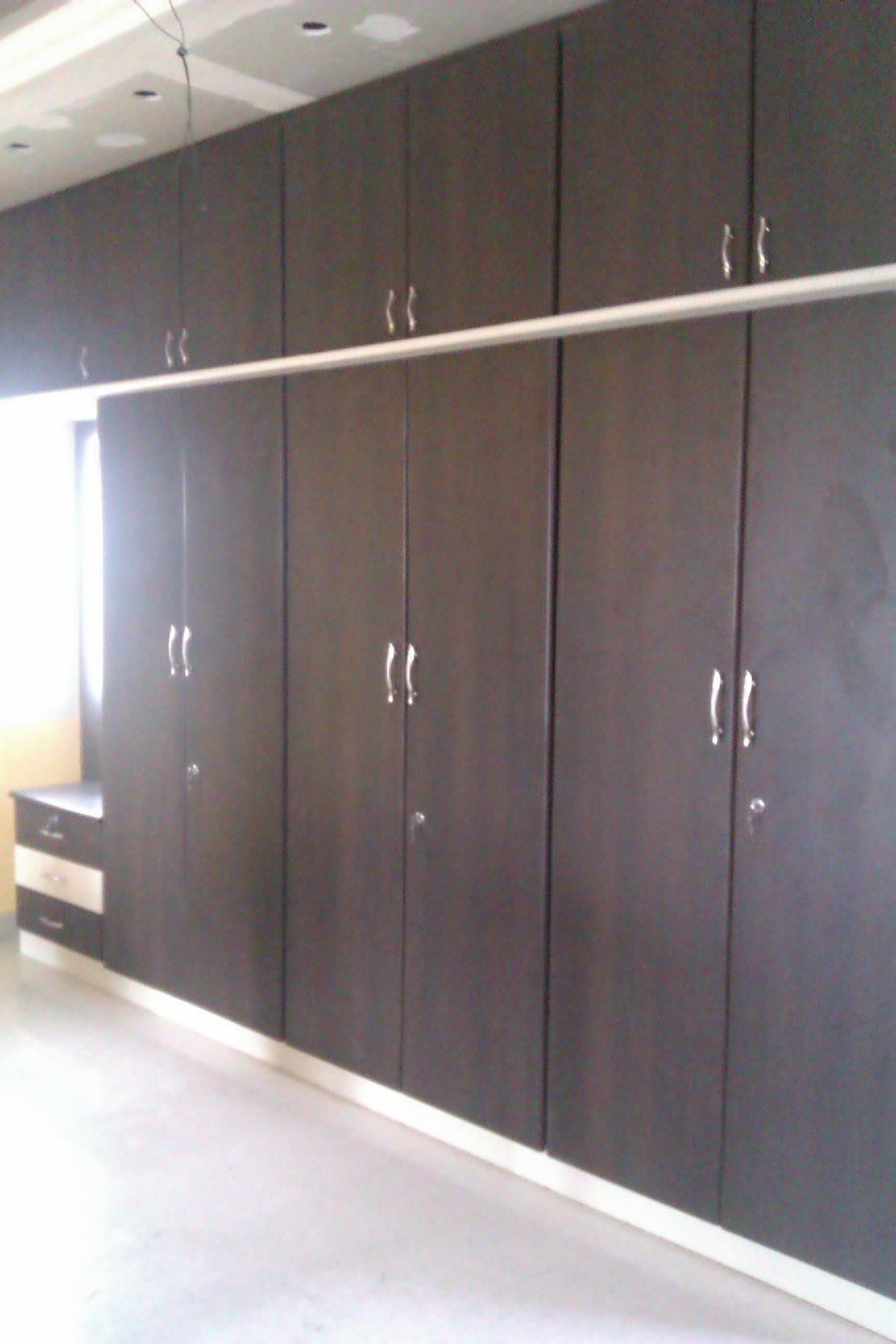 Wardrobe images india images for Bedroom cupboard designs in india
