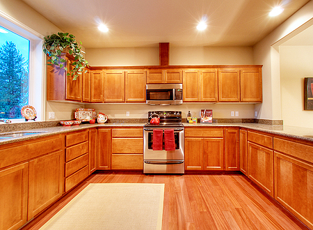 wooden kitchen modular kitchen wooden cabinets
