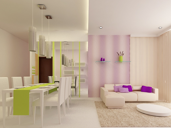 Colour combinations and home painting ideas for your walls Home colour combination photos