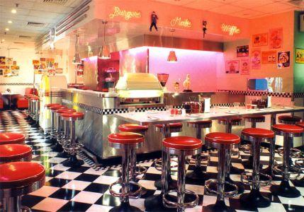 The All American Diner In Lodi Road Delhi 110003