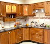 Semi modular kitchen india semi modular kitchen designs for Semi modular kitchen designs