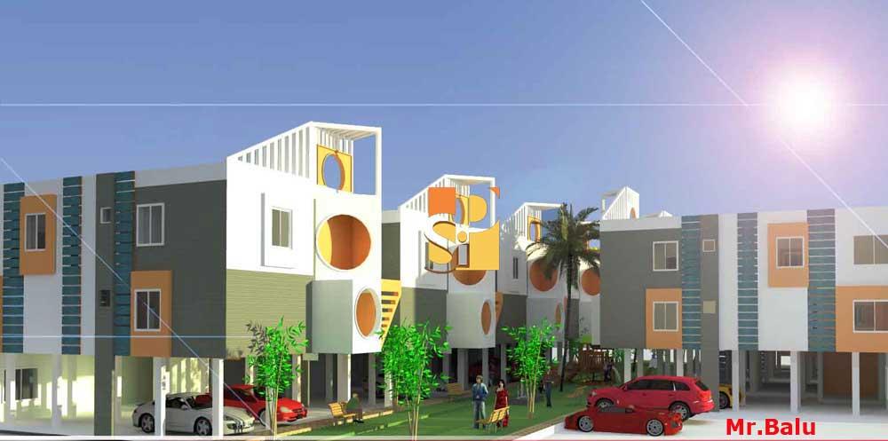 Elevation Architects in Chennai