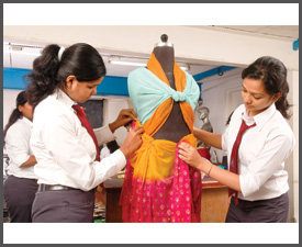 Are There Any Courses In Mba In Fashion Designing